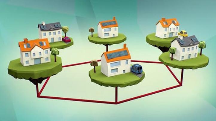 buurt energiesysteem BES